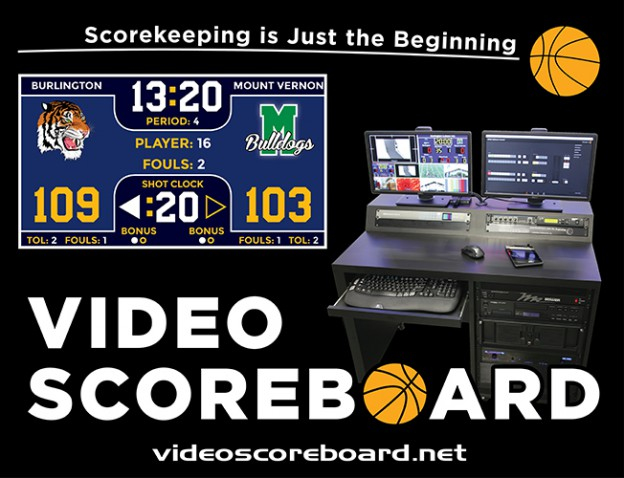Video Scoreboard System Showcase