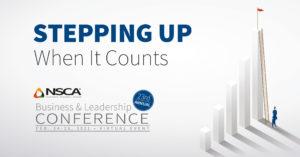 Business & Leadership Conference 2021 header