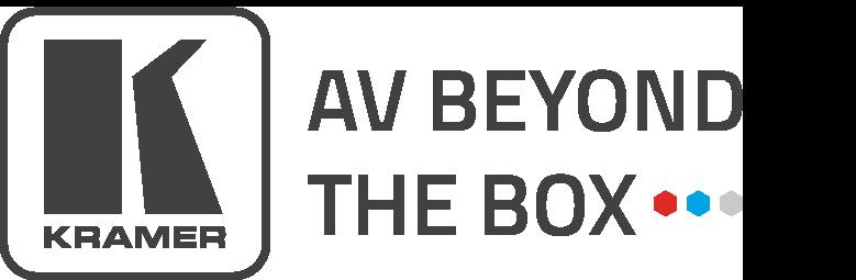 Kramer Logo - AV beyond the box
